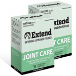 Extend Joint Care Natural Glucosamine with MSM for Dogs, 2 Box $79.95 (REG $139.95)
