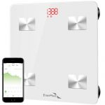 EnerPlex Digital Weight Scale Comes in 5 Colors, Bluetooth Body Fat Scale $19.92 (REG $19.92)