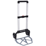 KingSo Folding Hand Truck Heavy Duty 330-lb Capacity $49.55 (REG $90.00)