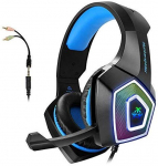 LIGHTNING DEAL!!! Gaming Headset with Mic $13.06 (REG $22.99)