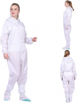 MISSYO Disposable Full Body Protective Coveralls $6.50 + $2.30 shipping (REG $20.88)