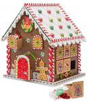 Wooden Gingerbread House Countdown to Christmas Advent Calendar $22.50 (REG $42.98)