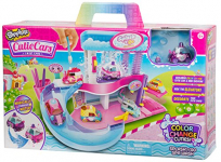 Shopkins Cutie Cars Splash 'N' GO Spa Wash $15.98 (REG $29.99)