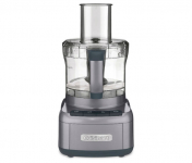 Cuisinart Elemental 8-Cup Food Processor in Gunmetal Only $45.99 Shipped!