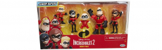 The Incredibles 2 Family 5-Pack Junior Supers Action Figures $5.03 (REG $14.99)