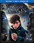 Fantastic Beasts and Where to Find Them Blu-Ray Combo Pack Only $9.99 + FREE Pickup!