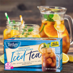 Tetley Black Tea, Decaffeinated Iced Tea Blend $19.14 (REG $29.84)