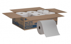 6 CT Pacific Blue Basic Recycled Paper Towel Rolls Pack $32.99 (REG $66.50)