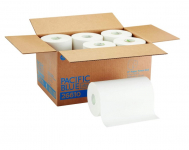 """6 CT Pacific Blue Ultra 9"""" Paper Towel Rolls Pack"""