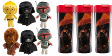 Funko Disney Star Wars Plushies Toys Only $3.17/Each Shipped!