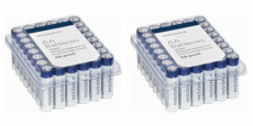 Insignia AA & AAA Batteries 48ct Packs Only $7.99 + Free Pickup!