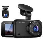 Dual Dash Cam Full HD Front and Rear Camera for Cars $99.99 (REG $249.99)
