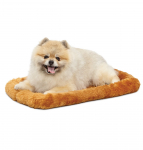 MidWest Bolster Pet Bed | Dog Beds Ideal for Metal Dog Crates $6.50 (REG $14.99)