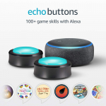 Echo Buttons A fun companion for your Echo $13.99 (REG $19.99)