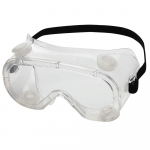 Sellstrom Flexible, Soft, Indirect Vent, Protective Safety Goggle, Clear Body $5.99 (REG $8.46)