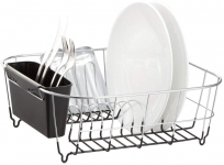 Neat-O Deluxe Chrome-plated Steel Small Dish Drainers (Black)$14.98 (REG $29.99)