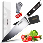 KingKut Chef Knife, 8-inch Kitchen Knife $59.99 (REG $179.95)