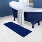 Secura Housewares Soft Microfiber Bathroom Rugs,Non Slip Bath Mat $11.99 (REG $37.99)