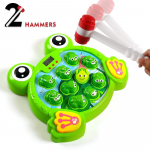 YEEBAY Interactive Whack A Frog Game, Learning, Active, Early Developmental Toy, $29.99 (REG $49.99)