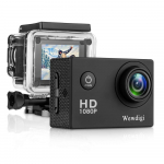 Action Camera, 12MP 1080P 2 Inch LCD Screen $19.99 (REG $299.00)