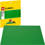 LEGO Classic Green Baseplate 2304 Supplement for Building, Playing, & Displaying LEGO $4.99 (REG $9.99)
