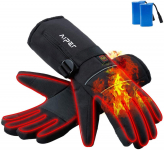 LIGHTNING DEAL!!! AIPER Heated Gloves for Men and Women$29.99 (REG $59.99)