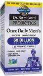 LIMITED TIME DEAL!!! Garden of Life Dr. Formulated Once Daily Men's Shelf Stable Probiotics 15 Strains$19.53 (REG $39.95)