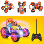 LIMITED TIME DEAL!!! 360 Degree Rolling Rotating Rotation Stunt Car Toy $9.98 (REG $16.99)