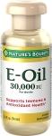Nature's Bounty Vitamin E-Oil 30,000 IU (Topical or Oral) $4.88 (REG $8.89)