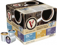 Victor Allen's – Variety Pack Coffee Pods (32-Pack) $9.99 (REG $17.99)