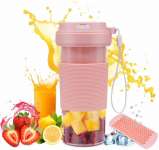 Portable Blender USB Rechargeable $22.19( 40% after COUPON)