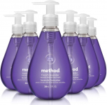 Method Gel Hand Soap, French Lavender, 12 Fl Oz (Pack of 6) $15.51 (REG $30.00)