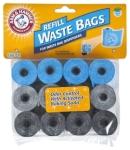 Arm & Hammer Disposable Waste Bag Refills $7.66 (REG $15.99)