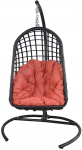 I'll NEVER BE HER Patio Rattan Wicker Hanging Egg Swing Chair $280.50 + $1.49 shipping (REG $571.00)