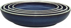 Denby USA Peveril Nesting Bowls (Set of 4), Blue $45.99 (REG $100.00)