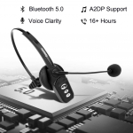 Pro Wireless Headset High Voice Clarity with Noise Canceling Mic $25.98 (REG $59.99)