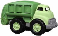 LIGHTNING DEAL!!! Green Toys Recycling Truck in Green Color $13.88 (REG $27.99)