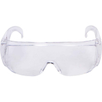 Morris Products High Impact Safety Glasses, Goggles Fits Over Prescription Glasses $3.91 (REG $6.99)