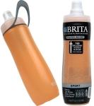 Brita 20 Ounce Sport Water Bottle w/ 2 Filters BPA Free 2 Pack $15.99 (REG $29.99)