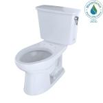 Toto CST744EFRN.10#01 Eco-Drake Toilet and Tank, Cotton $276.18 (REG $598.00)