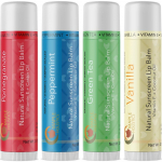 All Natural Therapeutic Lip Balm for Dry & Cracked Lips with SPF 15 $7.99 (REG $30.00)