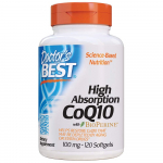 Doctor's Best High Absorption CoQ10 with BioPerine $13.01 (REG $33.99)