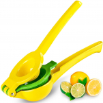 Top Rated Zulay Premium Quality Metal Lemon Lime Squeezer $9.35 (REG $21.99)