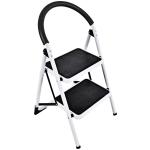 Goplus Step Ladder, Heavy Duty Folding 2 Step Ladder $39.99 (REG $69.98)