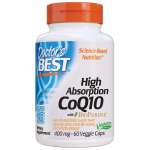 Doctor's Best High Absorption CoQ10 with BioPerine $20.19 (REG $51.99)