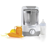 Cuisinart BFM-1000 Baby Food Maker and Bottle Warmer $87.99 (REG $185.00)