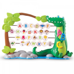 Learning Resources Alphagator, Toddler Alphabet Learning Toy, Ages 3+ $11.45 (REG $24.99)