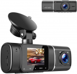 LIGHTNING DEAL!!! TOGUARD Dual Dash Cam with IR Night Vision $59.49 (REG $44.99)