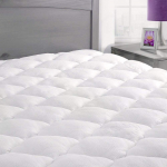 ExceptionalSheets Rayon from Bamboo Mattress Pad $109.99 (REG $214.99)