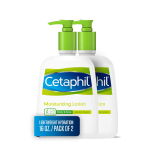 Cetaphil Moisturizing Lotion for All Skin Types, Body and Face Lotion, 16 Fl Oz (Pack of 2) $13.58 (REG $29.98)